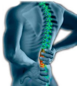 como sacar el dolor de espalda