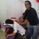 masaje en eventos