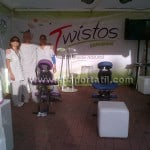 masaje en silla eventos
