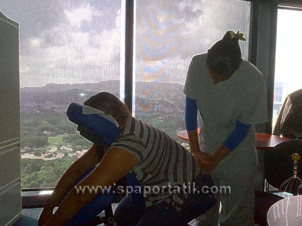 spa en empresas en movistar caracas venezuela